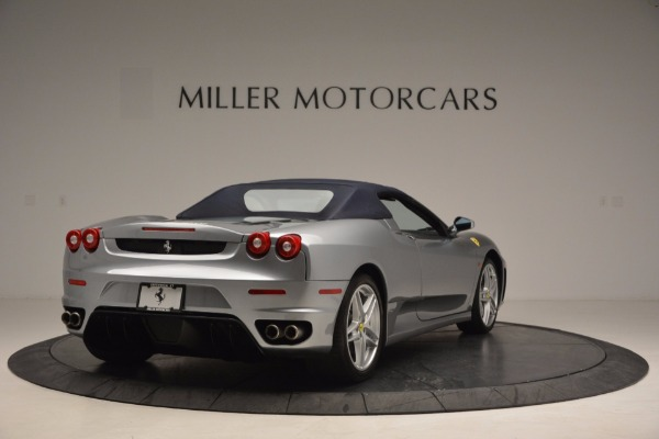 Used 2007 Ferrari F430 Spider for sale $121,900 at Bentley Greenwich in Greenwich CT 06830 19