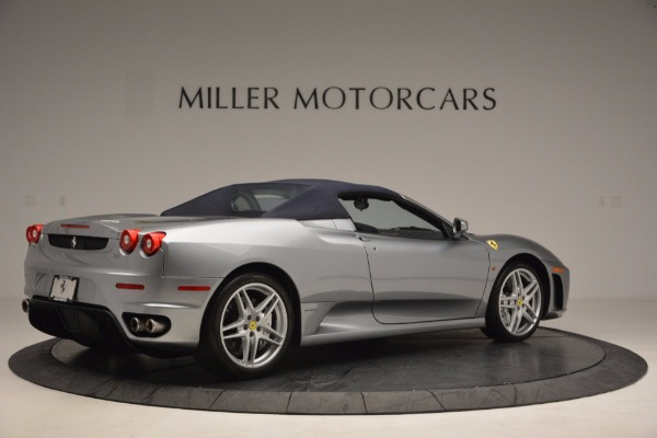 Used 2007 Ferrari F430 Spider for sale $121,900 at Bentley Greenwich in Greenwich CT 06830 20