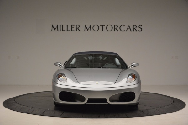 Used 2007 Ferrari F430 Spider for sale $121,900 at Bentley Greenwich in Greenwich CT 06830 24