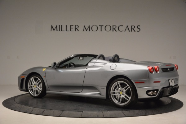 Used 2007 Ferrari F430 Spider for sale $121,900 at Bentley Greenwich in Greenwich CT 06830 4