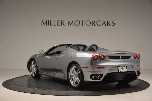 Used 2007 Ferrari F430 Spider for sale $121,900 at Bentley Greenwich in Greenwich CT 06830 5