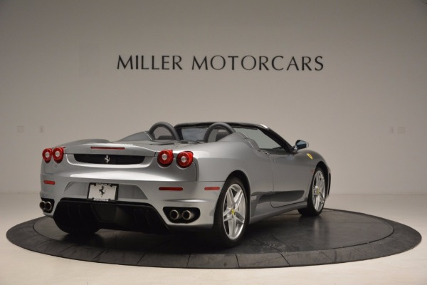 Used 2007 Ferrari F430 Spider for sale $121,900 at Bentley Greenwich in Greenwich CT 06830 7