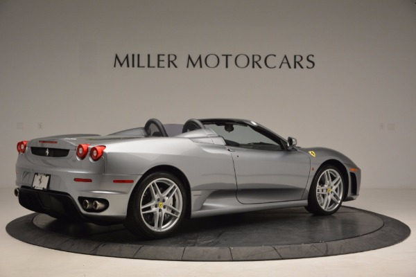 Used 2007 Ferrari F430 Spider for sale $121,900 at Bentley Greenwich in Greenwich CT 06830 8