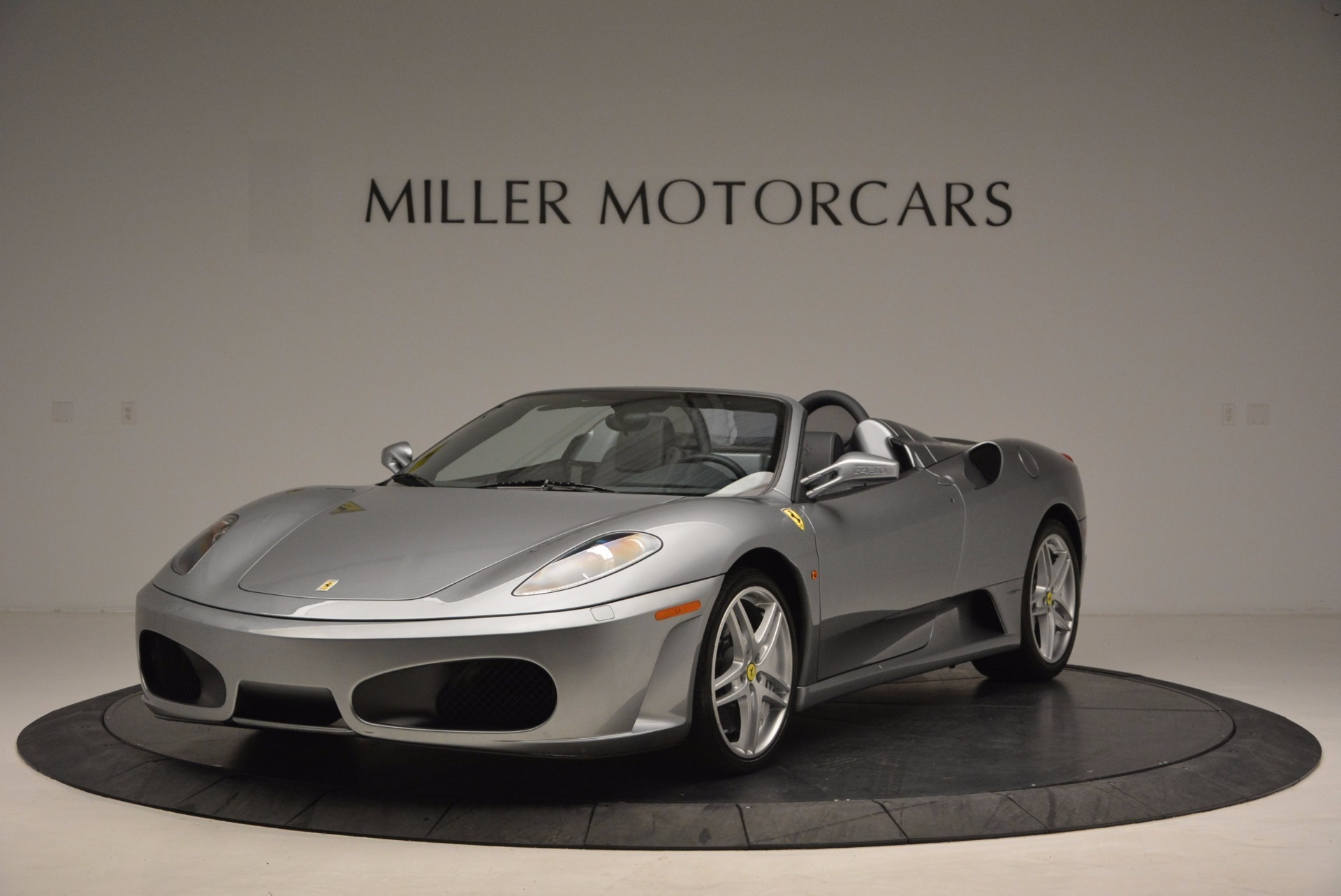 Used 2007 Ferrari F430 Spider for sale $121,900 at Bentley Greenwich in Greenwich CT 06830 1