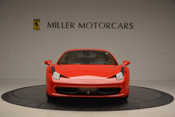 Used 2011 Ferrari 458 Italia for sale Sold at Bentley Greenwich in Greenwich CT 06830 12
