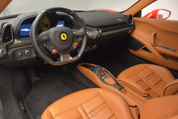 Used 2011 Ferrari 458 Italia for sale Sold at Bentley Greenwich in Greenwich CT 06830 13