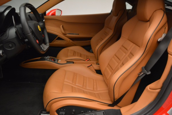 Used 2011 Ferrari 458 Italia for sale Sold at Bentley Greenwich in Greenwich CT 06830 14
