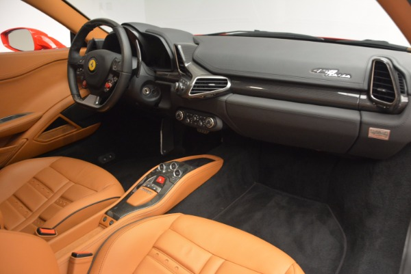 Used 2011 Ferrari 458 Italia for sale Sold at Bentley Greenwich in Greenwich CT 06830 17
