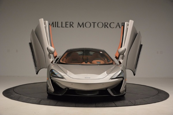 Used 2017 McLaren 570GT for sale Sold at Bentley Greenwich in Greenwich CT 06830 13