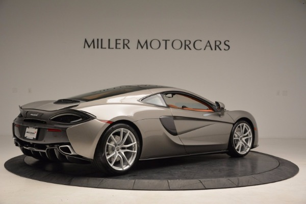Used 2017 McLaren 570GT for sale Sold at Bentley Greenwich in Greenwich CT 06830 8