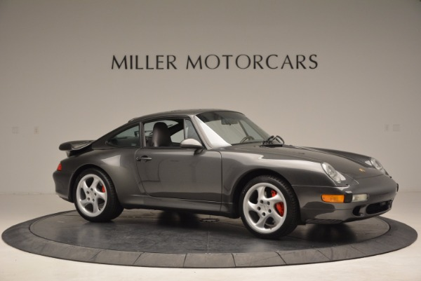 Used 1996 Porsche 911 Turbo for sale Sold at Bentley Greenwich in Greenwich CT 06830 10