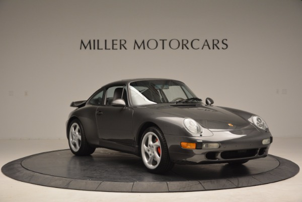 Used 1996 Porsche 911 Turbo for sale Sold at Bentley Greenwich in Greenwich CT 06830 11
