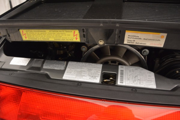 Used 1996 Porsche 911 Turbo for sale Sold at Bentley Greenwich in Greenwich CT 06830 14
