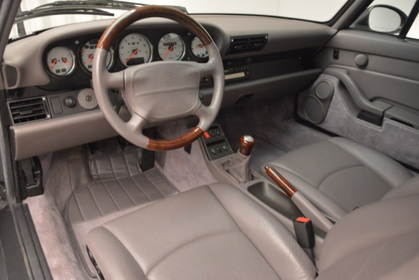 Used 1996 Porsche 911 Turbo for sale Sold at Bentley Greenwich in Greenwich CT 06830 17