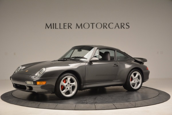 Used 1996 Porsche 911 Turbo for sale Sold at Bentley Greenwich in Greenwich CT 06830 2