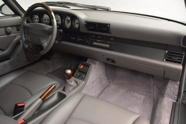 Used 1996 Porsche 911 Turbo for sale Sold at Bentley Greenwich in Greenwich CT 06830 22