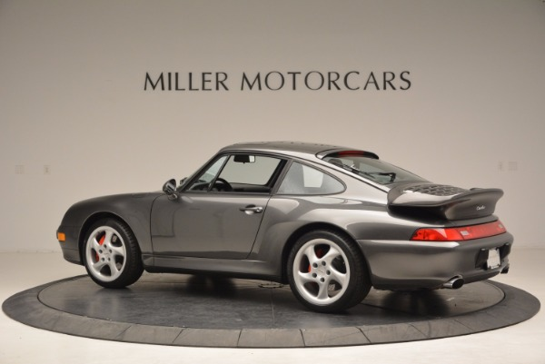 Used 1996 Porsche 911 Turbo for sale Sold at Bentley Greenwich in Greenwich CT 06830 4