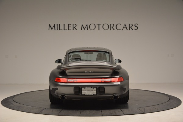 Used 1996 Porsche 911 Turbo for sale Sold at Bentley Greenwich in Greenwich CT 06830 6