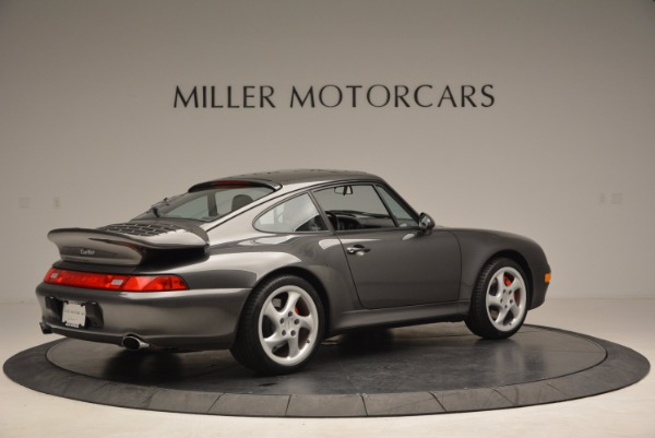 Used 1996 Porsche 911 Turbo for sale Sold at Bentley Greenwich in Greenwich CT 06830 8