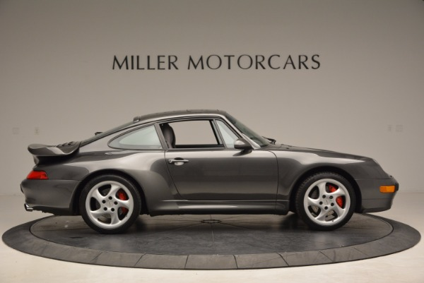 Used 1996 Porsche 911 Turbo for sale Sold at Bentley Greenwich in Greenwich CT 06830 9