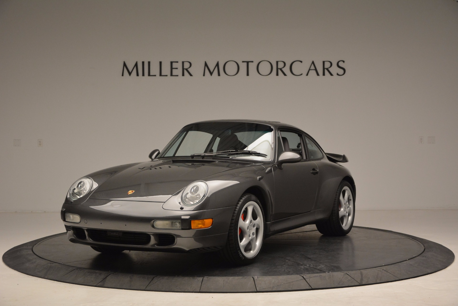 Used 1996 Porsche 911 Turbo for sale Sold at Bentley Greenwich in Greenwich CT 06830 1