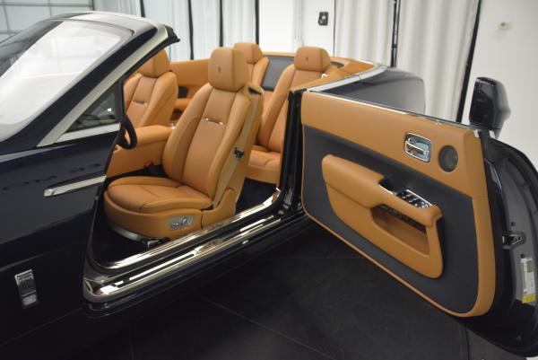 New 2016 Rolls-Royce Dawn for sale Sold at Bentley Greenwich in Greenwich CT 06830 22
