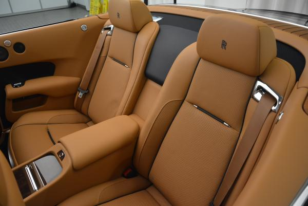 New 2016 Rolls-Royce Dawn for sale Sold at Bentley Greenwich in Greenwich CT 06830 25