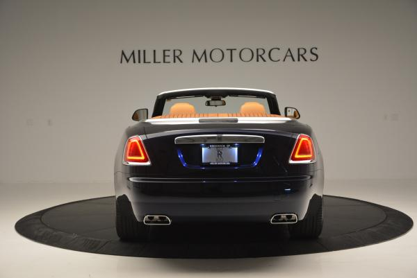 New 2016 Rolls-Royce Dawn for sale Sold at Bentley Greenwich in Greenwich CT 06830 6