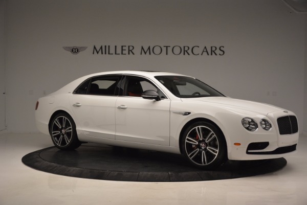 New 2017 Bentley Flying Spur V8 S for sale Sold at Bentley Greenwich in Greenwich CT 06830 10