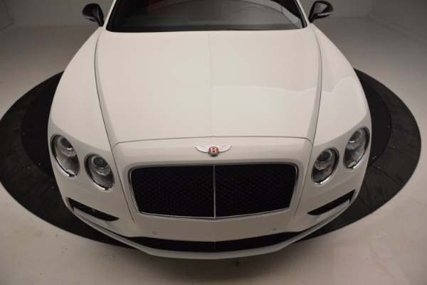 New 2017 Bentley Flying Spur V8 S for sale Sold at Bentley Greenwich in Greenwich CT 06830 13