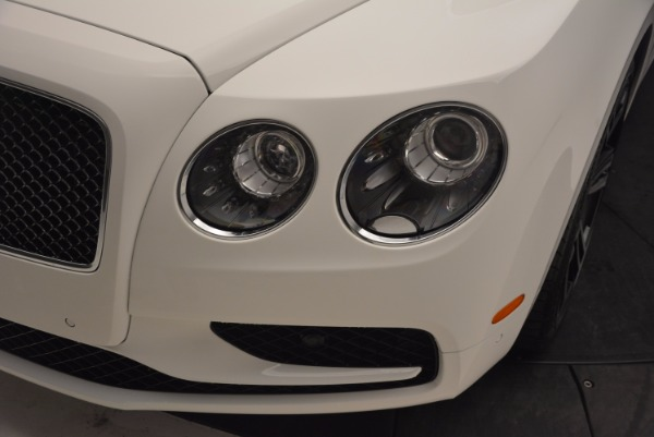 New 2017 Bentley Flying Spur V8 S for sale Sold at Bentley Greenwich in Greenwich CT 06830 15