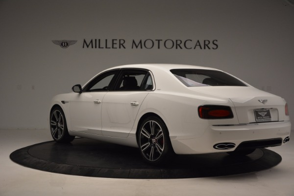 New 2017 Bentley Flying Spur V8 S for sale Sold at Bentley Greenwich in Greenwich CT 06830 4