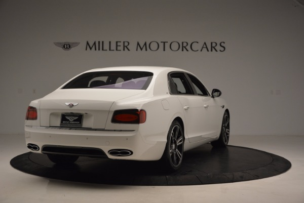 New 2017 Bentley Flying Spur V8 S for sale Sold at Bentley Greenwich in Greenwich CT 06830 6