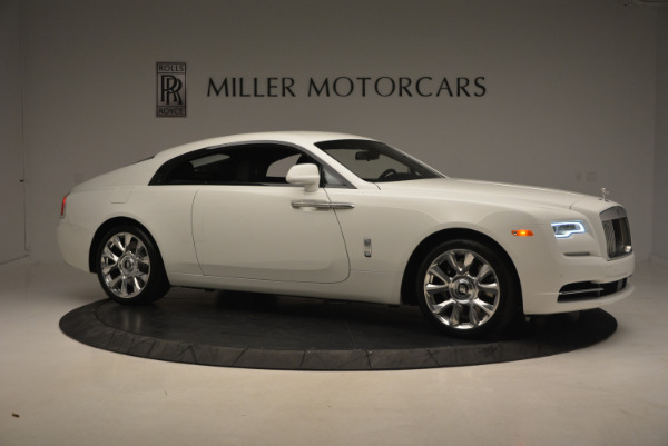 New 2017 Rolls-Royce Wraith for sale Sold at Bentley Greenwich in Greenwich CT 06830 10