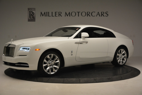 New 2017 Rolls-Royce Wraith for sale Sold at Bentley Greenwich in Greenwich CT 06830 2