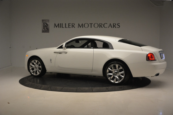New 2017 Rolls-Royce Wraith for sale Sold at Bentley Greenwich in Greenwich CT 06830 4