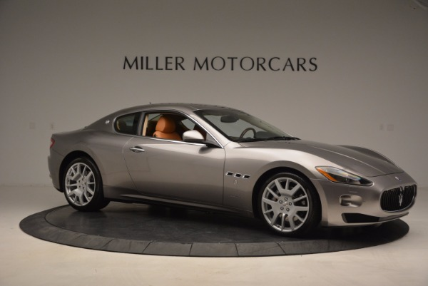 Used 2009 Maserati GranTurismo S for sale Sold at Bentley Greenwich in Greenwich CT 06830 10