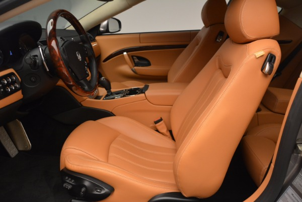 Used 2009 Maserati GranTurismo S for sale Sold at Bentley Greenwich in Greenwich CT 06830 14