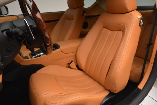 Used 2009 Maserati GranTurismo S for sale Sold at Bentley Greenwich in Greenwich CT 06830 15