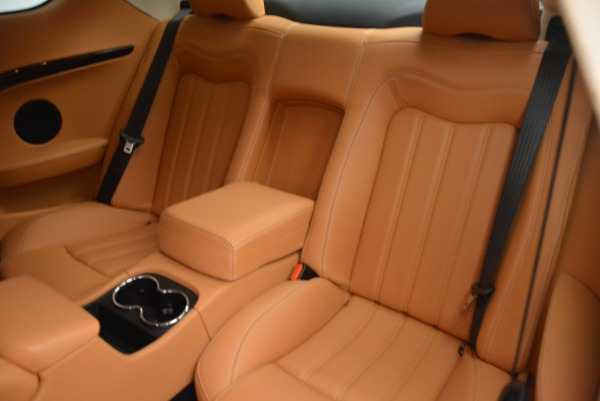 Used 2009 Maserati GranTurismo S for sale Sold at Bentley Greenwich in Greenwich CT 06830 16