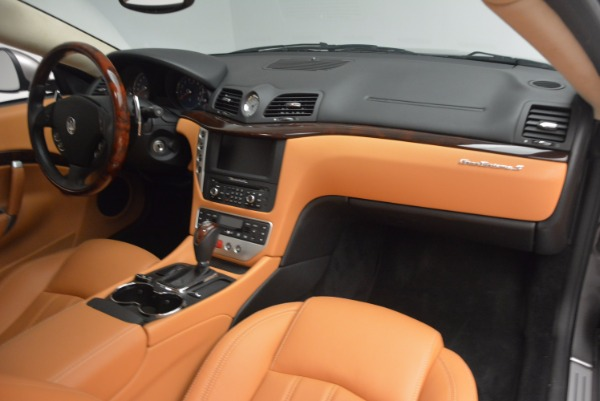 Used 2009 Maserati GranTurismo S for sale Sold at Bentley Greenwich in Greenwich CT 06830 17