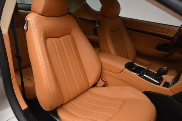 Used 2009 Maserati GranTurismo S for sale Sold at Bentley Greenwich in Greenwich CT 06830 19