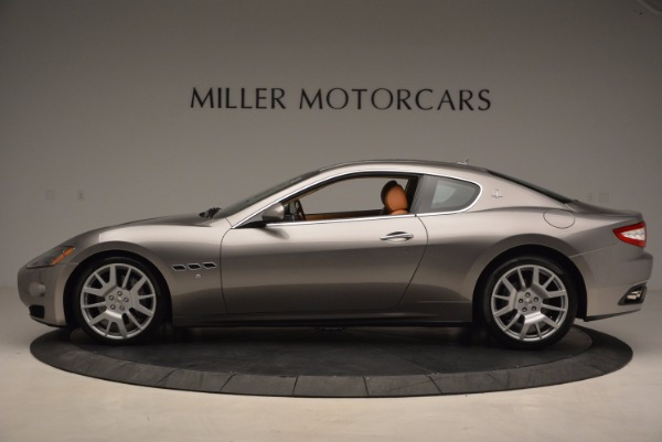 Used 2009 Maserati GranTurismo S for sale Sold at Bentley Greenwich in Greenwich CT 06830 3