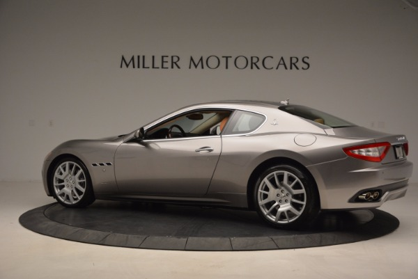 Used 2009 Maserati GranTurismo S for sale Sold at Bentley Greenwich in Greenwich CT 06830 4