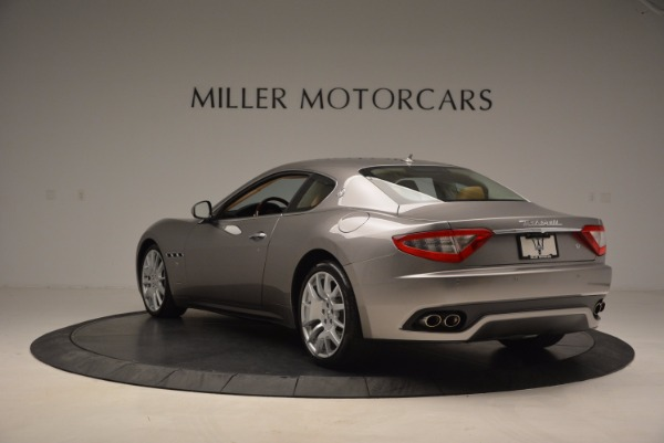 Used 2009 Maserati GranTurismo S for sale Sold at Bentley Greenwich in Greenwich CT 06830 5