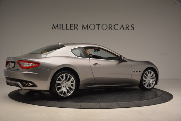 Used 2009 Maserati GranTurismo S for sale Sold at Bentley Greenwich in Greenwich CT 06830 8