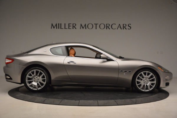 Used 2009 Maserati GranTurismo S for sale Sold at Bentley Greenwich in Greenwich CT 06830 9