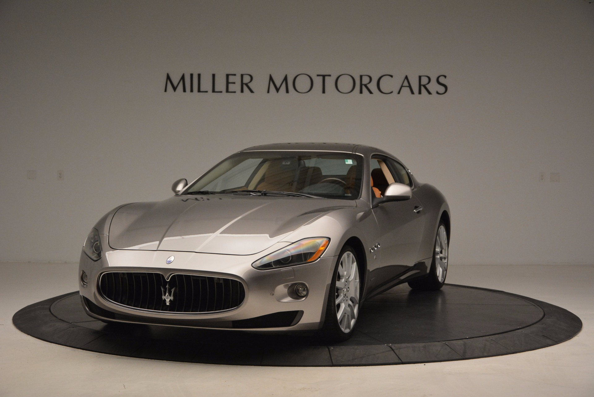 Used 2009 Maserati GranTurismo S for sale Sold at Bentley Greenwich in Greenwich CT 06830 1
