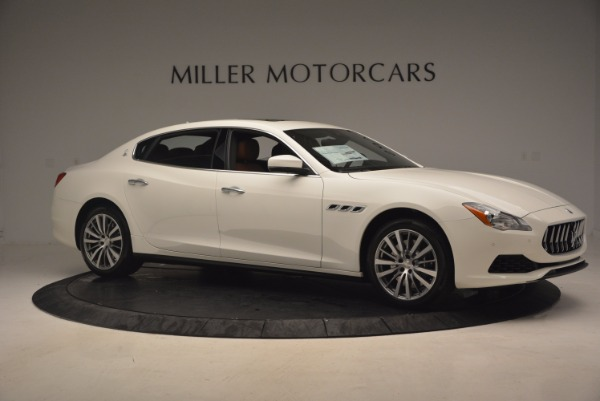 Used 2017 Maserati Quattroporte SQ4 for sale Sold at Bentley Greenwich in Greenwich CT 06830 10