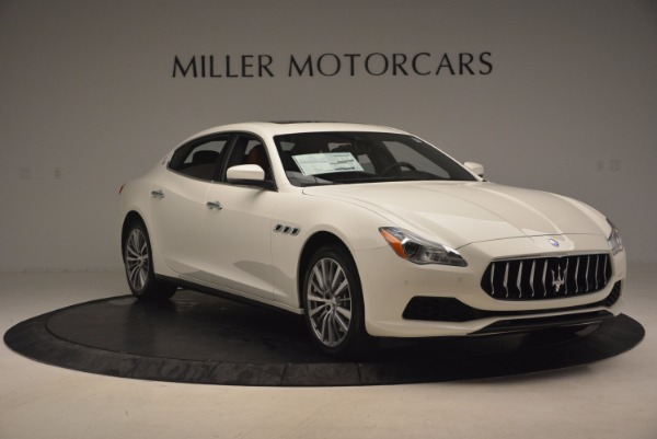 Used 2017 Maserati Quattroporte SQ4 for sale Sold at Bentley Greenwich in Greenwich CT 06830 11